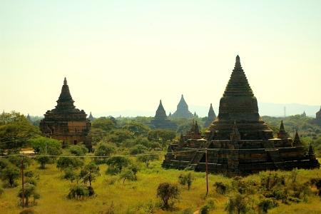 Temples (Old Bagan)